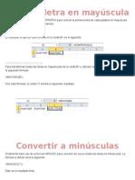 Formulas y Funciones 2