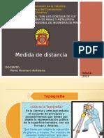 Medida de Distancia