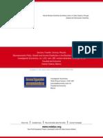 Serrano e Summa 2011, Macroeconomic Policy, Growth and Income Distribution in the Brazilian Economy in the 2000s
