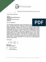 Resolución Del Tribunal de Ética Del CPP