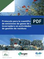Documento Protocolo