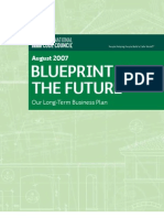 International Code Council - Blueprint to the Future (our long-term Business Plan) - 2007