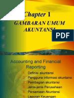Bab 1 Gambaran Umum akuntansi