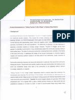 AAttachment of complaint against Naveenttachment of Complaint Against Naveen D.