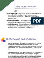 Diapositiva 1 Problema de La Investigación