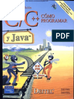 Como Programar en C C++ y Java