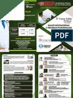 Salud Ocupacional y Pruebas Funcionales