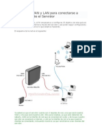 Configurar WAN y LAN Para Conectarse a Internet Desde Mikrotik