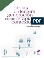 Las terapias de tercera generacion como terapias contextuales - Marino Perez Alvarez.pdf