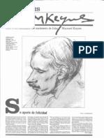 Centenario Del Nacimiento de J. M. Keynes (EP, 04-06-1983)