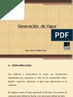 1.- Generadores de Vapor