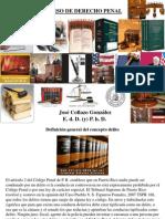 Presentatión Derecho Penal