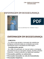 Enfermagem Em Biossegurança