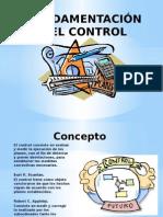 Fundamentación Del Control