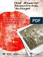 Contested Memories and Reconciliation Challenges
