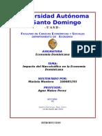 EL NARCOTRAFICO Y SU IMPACTO EN LA ECONOMIA DE REPÚBLICA DOMINICANA.docx