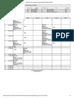 Registro de Carga Docente Primer Semestre 2015