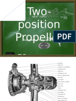Two Position Propeller