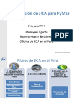 Presentacion PYMEs JICA 201507 Final