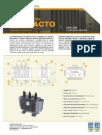 Transformadores Compactos TTE