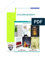 Manual de Estudios Analisis Quimico