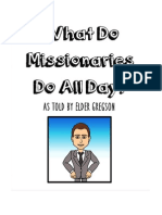 What Missionaries Do