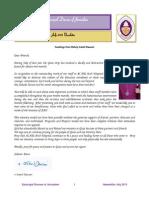 EDJ July 2015 Newsletter