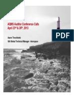 Auditor Conference Calls - April 2013.pdf