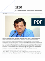 Cristian Sima, Noi Dezvaluiri- Cum a Ajuns Printul Dimitrie Sturdza