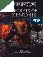 D&D 3.5 - Eberron - Secrets of Xen'Drik