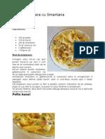 Paste Carbonara Cu Smantana