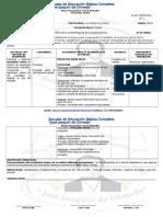 Planificacion Lengua Semanal2014