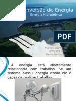 01 - Energia Hidrelétrica