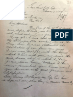 Brigham Young writes letter to former landlords