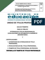 Guia de Unidad de Ttitulos Profesionales