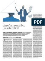 Articulo La Nacion El Arte de Escribir