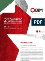 Brochure II Congreso Bim