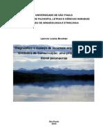 Diagnóstico e Manejo de Recursos Arqueológicos Em Unidades de Conservação Uma Proposta Para o Litoral Paranaense
