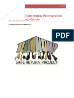 Housing and Community Reintegration in Contra Costa County