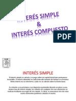 S1 Interés Simple y Compuesto