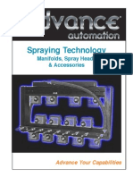 Spraying Tech Overview