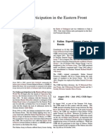 [Wiki] Italian Participation in the Eastern Front