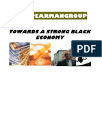 Towards a Strong Black Economy
