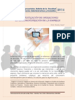 La Investigacion de Operaciones en La Administracion de La Empresa