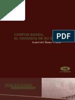 Isabel Del Alamo Triana-Corpus Barga, Cronista de Su Siglo-Universidad de Alicante (2001)