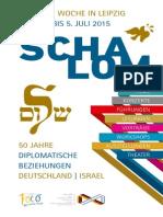 Programmheft Juedische Woche 2015