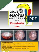 Arte Etnico Puyo-ecuador Vilca Sacha