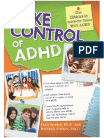 The Control of Adhd
