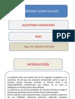 Sesión Auditoria financiera