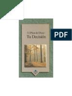 El Plan de Dios-tu Decision
